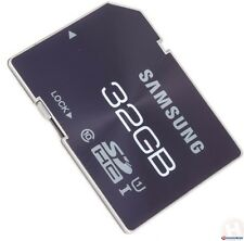 SAMSUNG 32GB SDHC MEMORY CARD PRO VERSION HIGH SPEED CLASS 10 UHS-1 SD