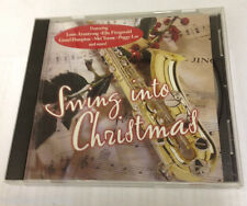 SWING INTO CHRISTMAS: TIMELESS HOLIDAY CLASSICS COLLECTION (2001, CD) Tested!