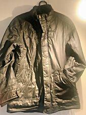 IKKS MANTEAU hiver PARKA très chaud veste blouson bleu marine garçon, 10 12 ans
