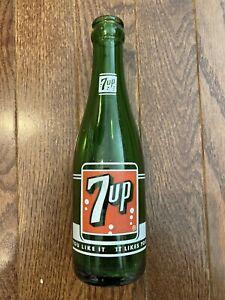 7 bottle old up 7 Up
