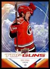 2009-10 Upper Deck Top Guns  Eric Staal #TG4