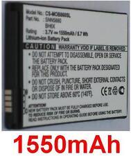 Batterie 1550mAh type BH6X SNN5880 SNN5880A Pour Motorola Atrix 4G
