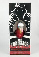 Turkey Reapers The Tominator 3 In 1 Turkey Decoy, Bow & Gun Mount, Ground Stake