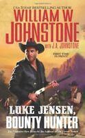 Complete Set Series Lot of 7 Luke Jensen Bounty Hunter J.A. & William Johnstone