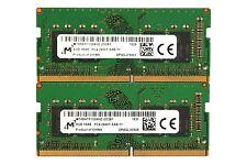 16GB (2x8GB) DDR4 PC4-19200 2400 MHz Laptop SODIMM RAM Memory Upgrade 260-Pin