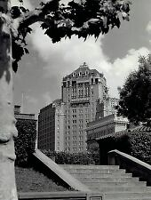 1964 Original Photo Mark Hopkins Hotel on Nob Hill in San Francisco California