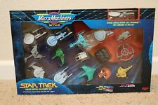 Micro Machines 1993 STAR TREK Limited Edition Collector's Set