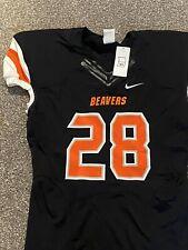 Oregon state beavers college football game Jersey #28 Sz Lg