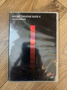 Adobe Creative Suite 4 Design Premium - Windows- UPGRADE