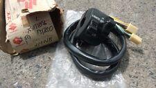 Suzuki TS125 TS125ER TS185 TS185ER TS250 TS250ER L Handle Switch NOS 37400-32401