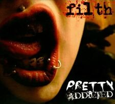 Filth [Digipak] by Pretty Addicted (CD, Feb-2014, Allegro Corporation...