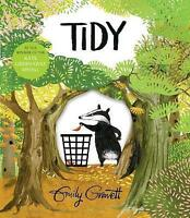 Tidy by Gravett, Emily, NEW Book, FREE & Fast Delivery, (Paperback)