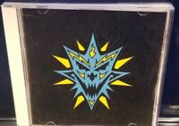 Insane Clown Posse - Bang Pow Boom BLUE CD twiztid psychopathic rydas records