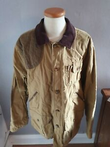 JOULES STANCOMBE HUNTING GREEN WAXED COTTON COUNTRY JACKET SIZE XL RRP £159 VGC