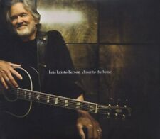 Kris Kristofferson - Closer To The Bone (Deluxe Edition) CD Pias Uk/New Wes NEU