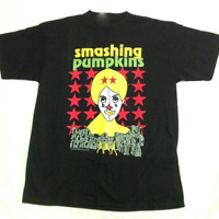 1994 Smashing Pumpkins Short Sleeve Cotton Men T-Shirt S-234XL F274