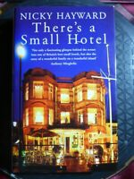 """SIGNED Nicky Hayward """"There's A Small Hotel"""" 2000 HB Book Seaview Isle Of Wight"""