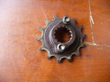 Front drive sprocket Ducati Monster 800 03 #F6
