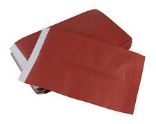 Envolvente de Moneda Abalorios Joyeria Regalo Rojo Paquete Fiesta Sorpresa Bolsa De Papel (4x6 Pulgadas)
