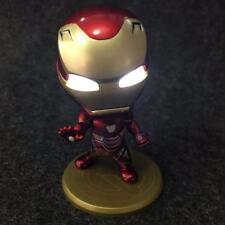 Avengers Infinty War IRON MAN MK 50 Q ver Light Up Function Bobbleheads