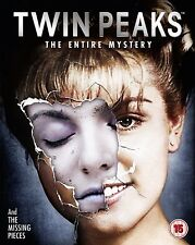 Twin Peaks: The Entire Mystery & Missing Pieces [Blu-ray Set, Region Free] NEW