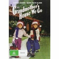 To Grandmothers Grandmother's House We Go DVD New and Sealed Plays Worldwide
