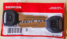OEM Honda blank key master Accord 88-99, CR-V 97-01,Prelude 88-96