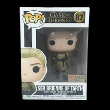 Funko POP! Game of Thrones - Ser Brienne of Tarth #87 Box Lunch Exclusive NEW