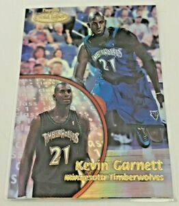 2000 Kevin Garnett Topps Gold Label 76