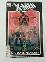 NEW MUTANTS #9 GOD LOVES MAN KILLS VARIANT 3//11//2020 FREE SHIPPING AVAILABLE