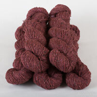 *500g *BRITISH WOOL + LYCRA* DK. Pink Tweed. Double knitting.yarn.pure.aran.100%