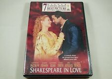 Shakespeare in Love DVD Gwyneth Paltrow, Joseph Fiennes, Geoffrey Rush