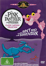 ANT & THE AARDVARK * NEW & SEALED *  Region 4  UPC: 9321337084459  I will always