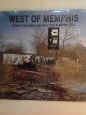 West Of Memphis soundtrack by Nick Cave & Warren Ellis LP Sealed +MP3 Download