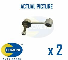 2 x NEW COMLINE REAR DROP LINK ANTI ROLL BAR PAIR OE QUALITY CSL7095