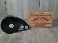 New listing Watson 35mm Bulk Film Loader Model 66C Penny'A Frame With Box
