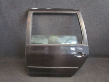 Tür hinten links VW Sharan 7M 1995-2000 Klappe schwarz BLACK MAGIC PERL