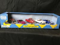 1999 Kool Toyz Old Cars Set of 5 - Die Cast Vehicles - Brand New