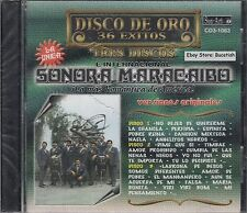 Sonora Maracaibo Disco de Oro 36 Exitos 3CD Nuevo Sealed