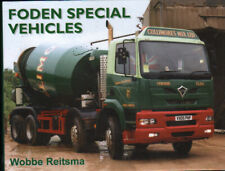 Truck Lorry Book: FODEN SPECIAL VEHICLES -  Wobbe Reitsma