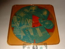 """ROBERT """"BOB"""" RAUSCHENBERG AUTO,SIGNED,THUMBPRINTED SPEAKING IN TONGUES ALBUM"""