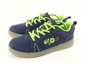 LICO Schuhe Junior - Kinderschuhe Sneakers Sportschuhe mit Licht Gr. 39