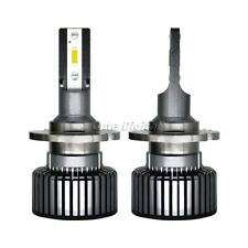 1 Pair D2S D2R D2C Car LED Headlight Bulbs Conversion Kit 50W 5400LM 6000K White