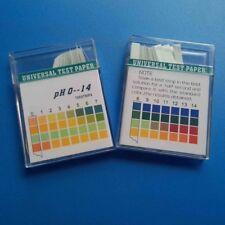100pH-Wert Teststreifen Indikatorpapier Strips Ph-Wert Messung Pool Aquarium WO