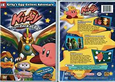 Kirby Right Back at Ya Kirby's EggCellent Adventure New DVD Episode 7 8 9