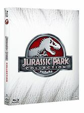Jurassic Park Collection (4 Blu-Ray Disc) - ITALIANO ORIGINALE SIGILLATO -