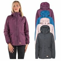 Trespass Womens Padded Jacket Waterproof Insulated Warm Raincoat