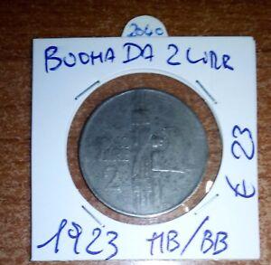 BUONO DI CASSA DA 2 LIRE 1923  N.2040