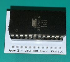 Apple II II+ RO3-2513 Character ROM, CGR-001 Replacement