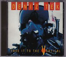 Deniz Tek - Take It To The Vertical - CD (517 016-2 REDCD29 1992)